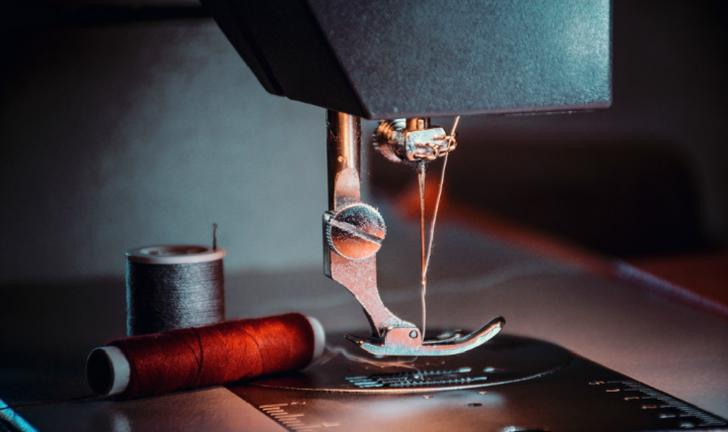 Como usar Máquina de Costura