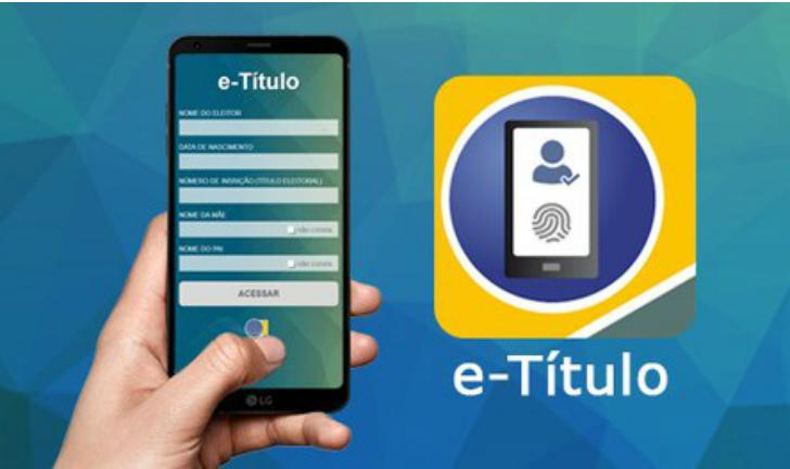 Como usar o e-Título no smartphone?