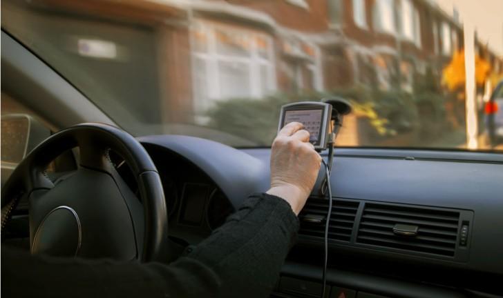 Como usar o GPS no exterior?