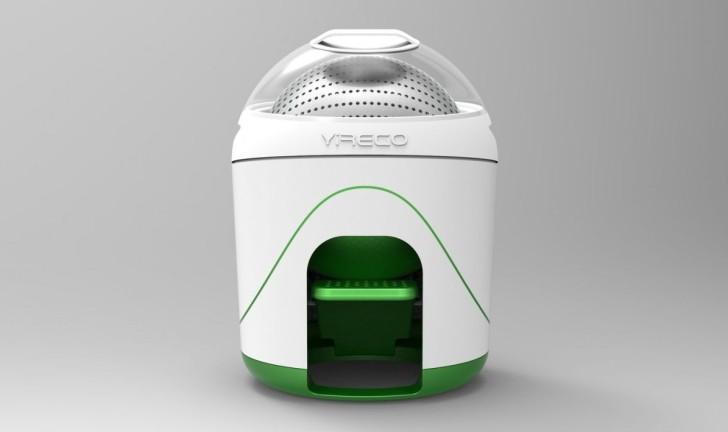 Conheça a Drumi: a máquina de lavar portátil que não usa energia elétrica