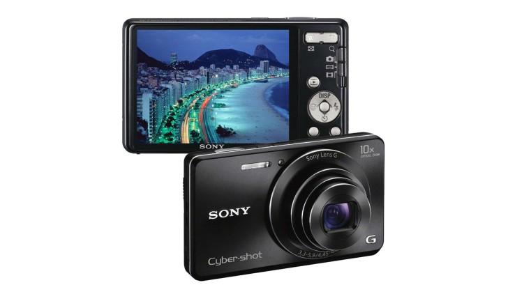 Conheça a linha de câmeras Sony Cyber-Shot