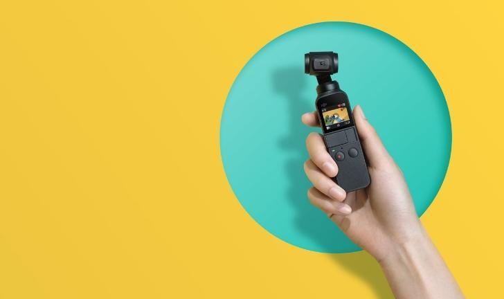 Conheça a Osmo Pocket, menor câmera com gimbal da DJI