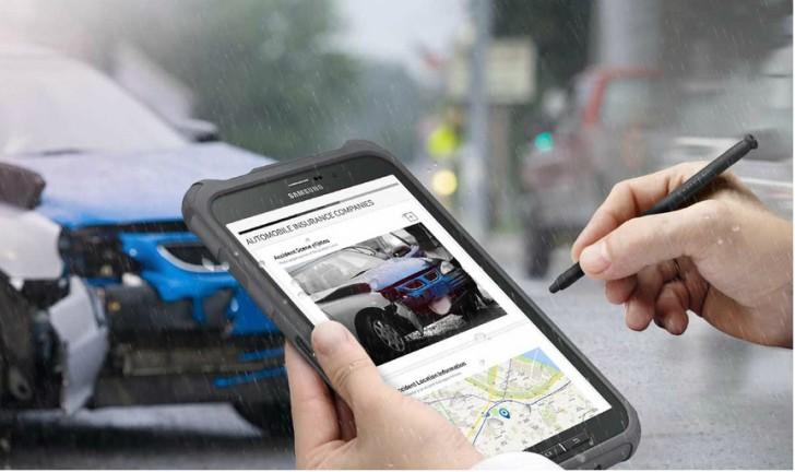 Conheça o Galaxy Tab Active, um tablet da Samsung para empresas