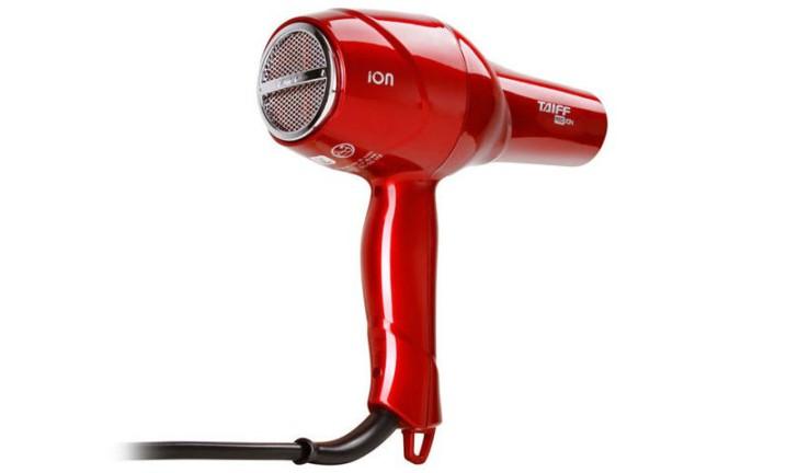 Conheça os secadores de cabelo Taiff