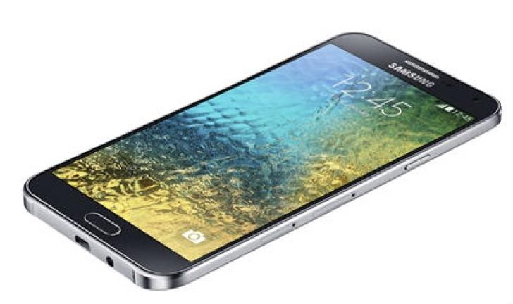 Conheça os smartphones Samsung Galaxy E