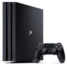 Console Playstation 4 Pro 1 TB Sony 4K