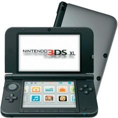 Console Portátil Nintendo 3DS XL