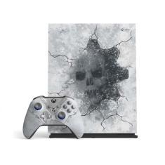 Console Xbox One X 1 TB Microsoft Gears 5 Limited Edition Bundle 4K