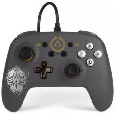 Controle Nintendo Switch Hylian Shield - Power A