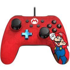 Controle Nintendo Switch Mario - Power A