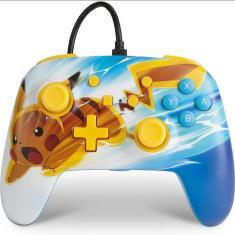 Controle Nintendo Switch Pikachu Charge - Power A