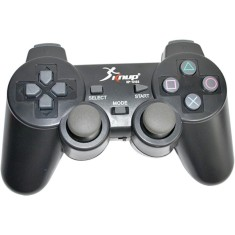Foto Controle PC PS1 PS2 PS3 KP-5422 - Knup