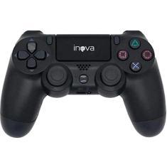 Controle PS4 PC Android sem Fio Doubleshock 4 - Inova