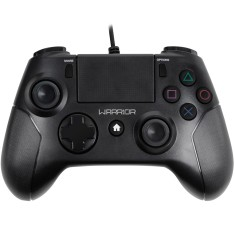 Foto Controle PS4 PS3 PC Warrior JS083 - Multilaser