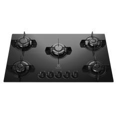 Cooktop Electrolux 5 Bocas Acendimento Superautomático KE5GP