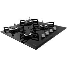 Cooktop Philco 4 Bocas Acendimento Automático Chef 4b
