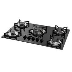 Cooktop Suggar FG5305 5 Bocas Acendimento Superautomático