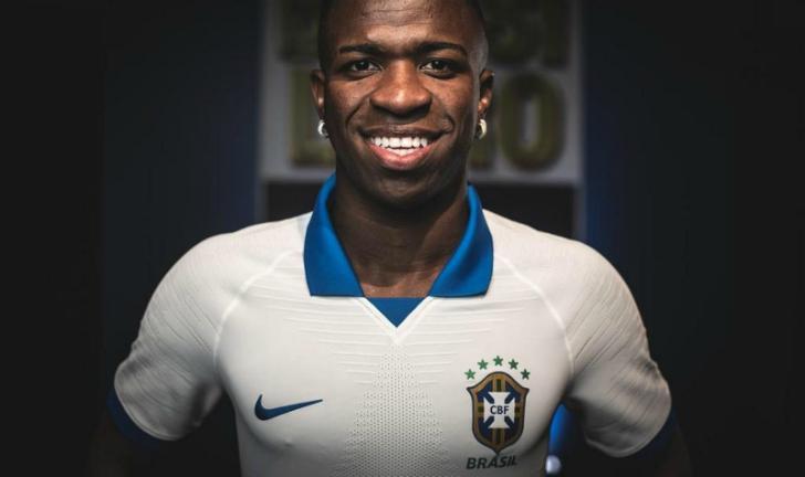 Copa América: nova camisa Nike da Seleção Brasileira branca já está à venda
