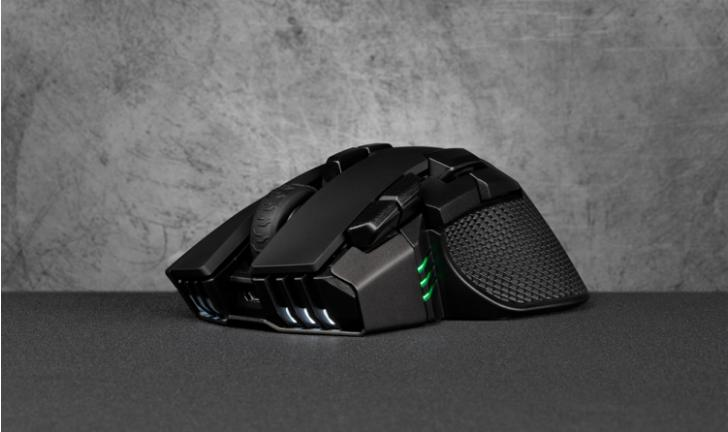 Corsair anuncia mouses gamer Ironclaw RGB Wireless e Glaive RGB Pro