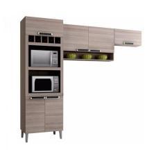 Cozinha Compacta 6 Portas Jazz Itatiaia