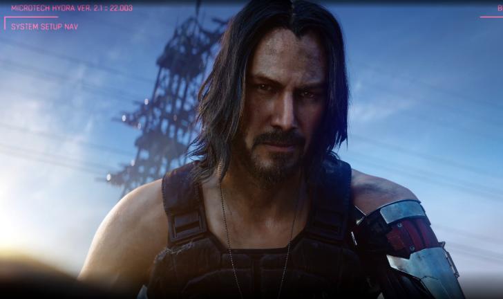 Cyberpunk 2077 ganha data de lançamento e trailer inédito com Keanu Reeves