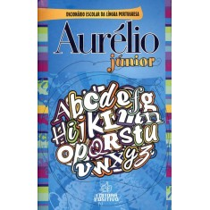 Dicionário Escolar Da Língua Portuguesa - Aurélio Júnior - 2ª Ed. - 2011 - Dos Anjos, Margarida; Baird Ferreira, Marina - 9788538547358