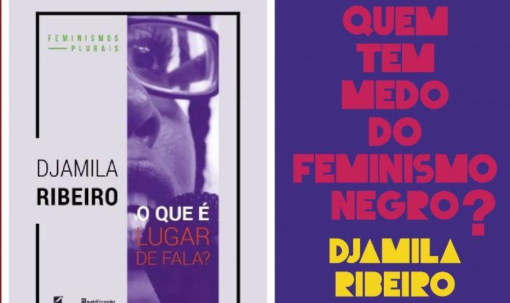 Djamila Ribeiro: conheça os livros de uma das maiores feministas negras da atualidade