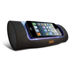 Foto Dock Station com Caixa de Som Integrada OEX Speaker Touch SK200