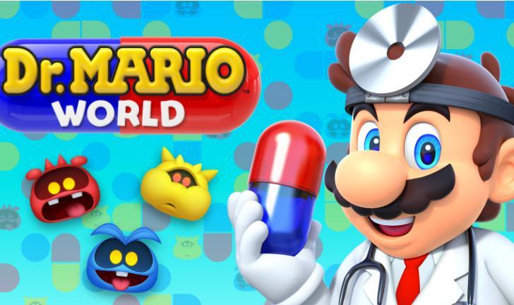 Dr. Mario World chega para Android e iOS