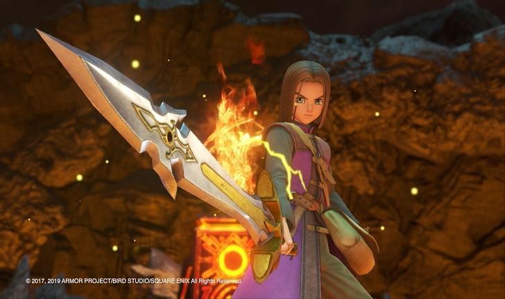 Dragon Quest XI S: Echoes of an Elusive Age será lançado em setembro para Nintendo Switch