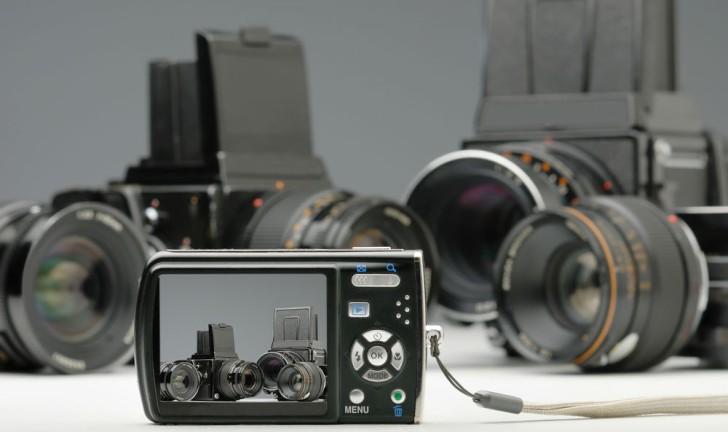 DSLR ou Compacta: que tipo de câmera comprar?