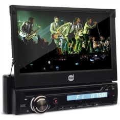 "Foto DVD Player Automotivo Dazz 7 "" DZ- 5215BT Touchscreen Bluetooth"