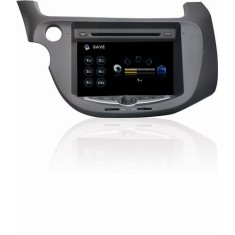 "Foto DVD Player Automotivo H-Buster 8 "" HBO-8810HO Touchscreen USB"