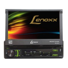 "Foto DVD Player Automotivo Lenoxx 7 "" AD-2619 Touchscreen USB"