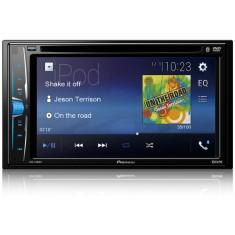 """DVD Player Automotivo Pioneer 6 """" AVH-A208BT Touchscreen Bluetooth"""