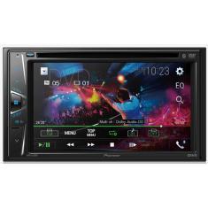 "DVD Player Automotivo Pioneer 6 "" AVH-G228BT Touchscreen USB"