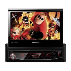"DVD Player Automotivo Pioneer 7 "" AVH-3180BT Touchscreen Bluetooth"