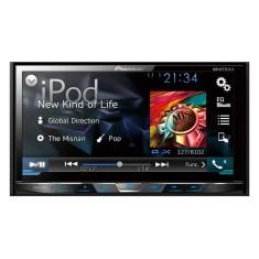 "DVD Player Automotivo Pioneer 7 "" AVH-X5780TV Touchscreen Bluetooth"