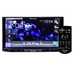 "DVD Player Automotivo Pioneer 7 "" AVH-X5880TV Bluetooth USB"