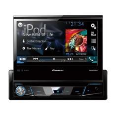"""DVD Player Automotivo Pioneer 7 """" AVH-X7780TV USB Entrada para camêra de ré"""