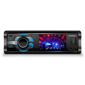 "DVD Player Automotivo Pósitron 3 "" SP4310 AV USB Entrada para camêra de ré"
