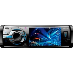 "DVD Player Automotivo Pósitron 4 "" SP4720 TV USB Entrada para camêra de ré"