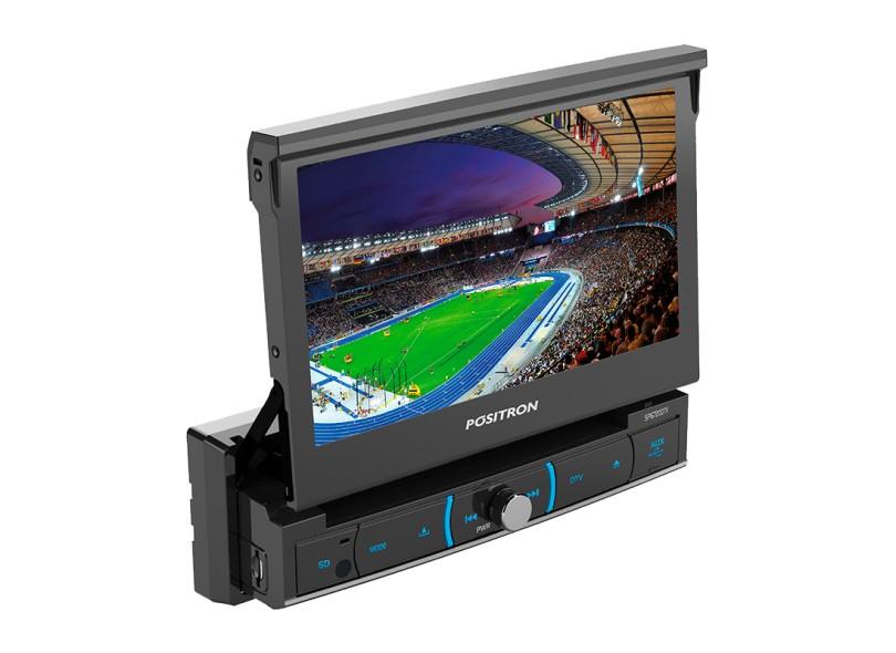 99d07bc885 DVD Player Automotivo Pósitron 7