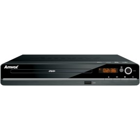 DVD Player Karaokê AMD 300K Amvox