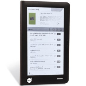 "Foto E-Book Reader 4 GB 7 "" 65159 - Dazz"