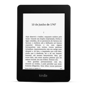 "E-Book Reader Kindle 4 GB 6 "" Paperwhite - Amazon"