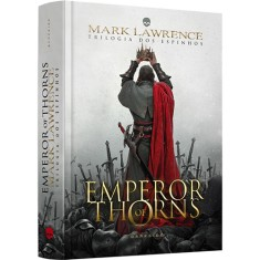 Emperor of Thorns - Capa Dura - 9788566636352