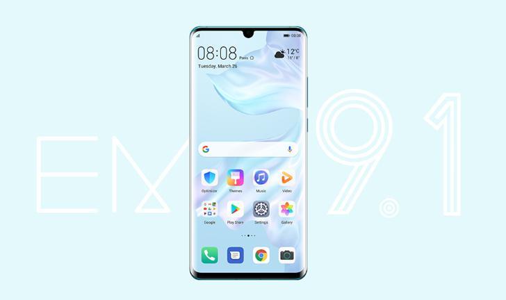 EMUI 9.1: saiba tudo sobre a interface do Huawei P30 Pro