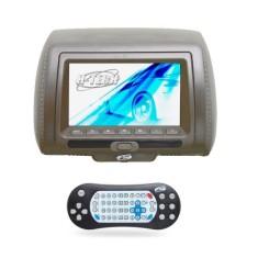 Encosto de Cabeça com DVD H-Tech HT-EDV01