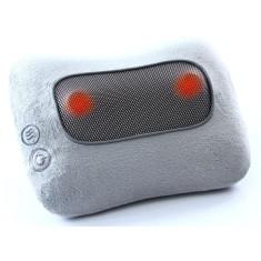 Encosto Massageador Com aquecimento Relax Medic Shiatsu Pillow RM-ES3838A